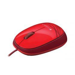 Logitech M105 1000 DPI, USB piros egér