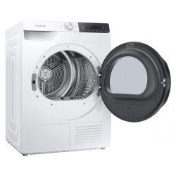 Samsung DV80T7220BT/S6 A+++, 8 kg, fehér-fekete hőszivattyús szárítógép