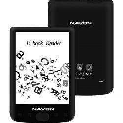 """Navon Bigbook 6"""" 8GB fekete ebook olvasó"""