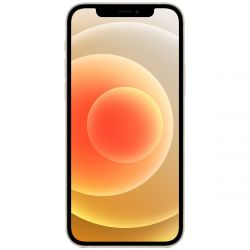 "Apple iPhone 12 6.1"" 128GB Dual SIM 5G fehér okostelefon"