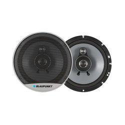 Blaupunkt BGx 663 MKII, 16.5 cm, 50W RMS, 4 Ohm fekete koaxiális autós hangszóró