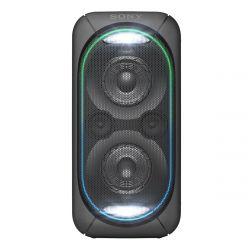 Sony GTK-XB60 Extra Bass, akkumulátor bluetooth fekete hangszóró