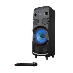 Akai ABTS-1002 fekete hordozható bluetooth hangszóró