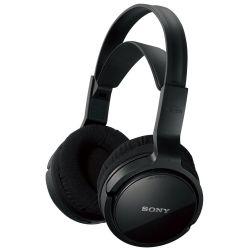 Sony MDR-RF811RK vezeték nélküli fekete fejhallgató