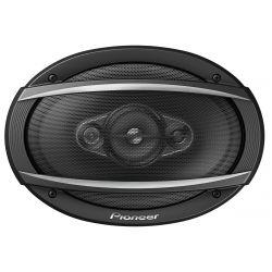 """Pioneer TS-A6960F 16x24cm (6x9"""") 4 utas koaxiális ovális fekete hangszóró"""