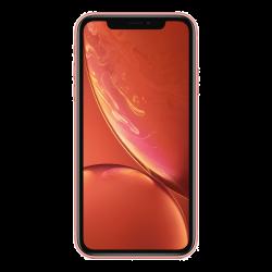 "Apple iPhone XR 6.1"" 128GB Dual SIM 4G/LTE korall okostelefon"