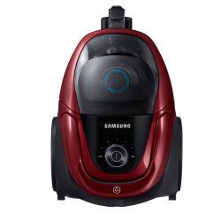 Samsung VC3100M porzsák nélküli fekete/piros porszívó