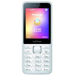 """myPhone 6310 2.4"""" Dual SIM 2G fehér mobiltelefon"""