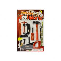 Tool World 20 darabos szerszám készlet