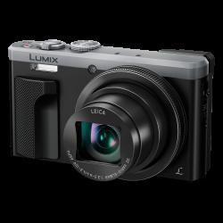 Panasonic DMC-TZ80EP-S Ezüst digitális fényképezőgép