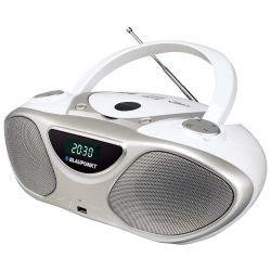 Blaupunkt BB14WH, FM, CD, USB, AUX, fehér mikro zenei rendszer