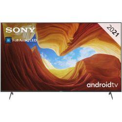 """Sony KE75XH9005BAEP 75"""" 4K UHD Smart LED Android fekete televízió"""
