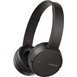 Sony WHCH500B.CE7 fekete Bluetooth fejhallgató