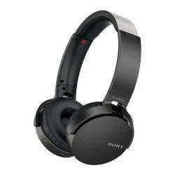 Sony MDRXB650BTB.CE7 vezeték nélküli fekete fejhallgató