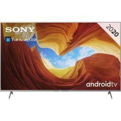 """Sony KE55XH9077SAEP 55"""" 4K UHD Smart LED Android ezüst televízió"""