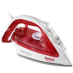 Tefal FV3962 2400W fehér/piros gőzölős vasaló