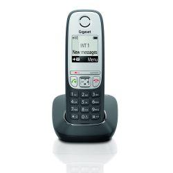 Gigaset A415 ezüst/fekete vezeték nélküli (DECT) telefon