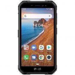 """Ulefone Armor X6 5"""" 16GB Dual SIM 3G fekete strapabíró okostelefon"""