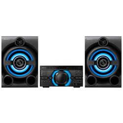 Sony MHC-M60D fekete nagy teljesítményű otthoni hangrendszer DVD-lejátszóval