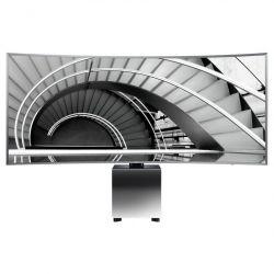 """Samsung S9W 82"""" 4K UHD Ívelt Smart LED televízió"""