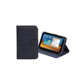 """Rivacase Biscayne 3312 7"""" 13x199x134 mm oldalra nyíló fekete tablet tok"""