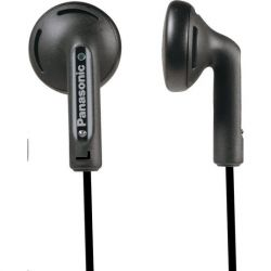 Panasonic RP-HV095E-K 3.5mm jack fekete fülhallgató