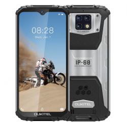 """Oukitel WP6 Lite 6.3"""" 128GB Dual SIM 4G/LTE fekete strapabíró okostelefon"""
