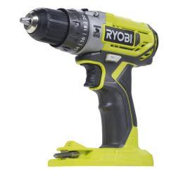 Ryobi R18PD2-0 40Nm 18V nagy teljesítményű 2-fokozatos akku és töltő nélküli ütvefúró-csavarozó