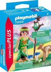 Playmobil® (70059) Special PLUS Erdei tündér őzikével