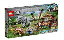 LEGO® (75941) Jurassic World Indominus Rex™ az Ankylosaurus ellen
