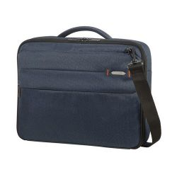 "Samsonite Network 3 Briefcase 15,6"" kék notebook táska"