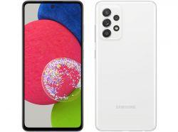 """Samsung Galaxy A52s 6.5"""" 128GB DualSIM 5G fehér okostelefon"""