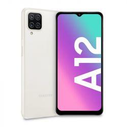 """Samsung Galaxy A12 16,5 cm (6.5"""") Dual SIM 4G USB C 3 GB 32 GB Fehér okostelefon"""
