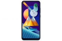 """Samsung Galaxy M11 16,3 cm (6.4"""") Dual SIM 4G LTE 3/32 GB Fekete okostelefon"""