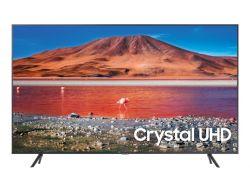 "Samsung Series 7 UE50TU7102K 50"" 4K Ultra HD fekete Smart LED TV"