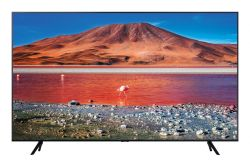 "Samsung Series 7 TU7022 190,5 cm (75"") 4K Ultra HD Smart Wi-Fi Fekete TV"