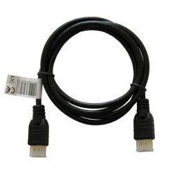 Savio CL-01 3D gold v1.4 1,5 M HDMI A-típus (Standard) Fekete HDMI kábel