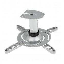 Sbox PM-101 ,forgatható, dönthető, 15kg, VESA 100 x 100 fém mennyezeti projektor tartó konzol