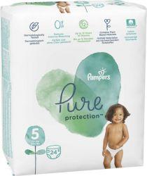 Pampers Pure Protection 5-ös 24 darabos pelenka