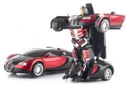 G21 R/C Troopers Savage piros Stranger játék robot