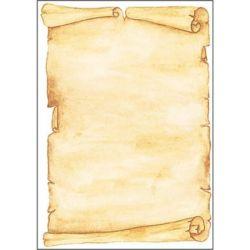 SIGEL A4 90 g  oklevél pergamen előnyomott papír (50 lap)