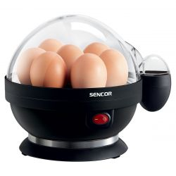 Sencor SEG 710BP 380W fekete tojásfőző