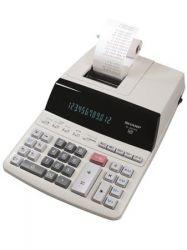 Sharp EL-2607PGGYSE12 számjegyű szalagos számológép