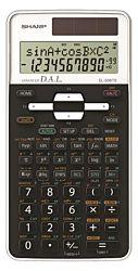 Sharp EL-506TS tudományos számológép 470 funkcióval