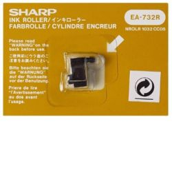 Sharp fekete festékhenger EL1611L/P/E EL1801L típusú számológépekhez
