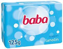 Baba 125 g lanolin szappan