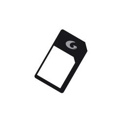 Cellularline microSIM - normál SIM adapter