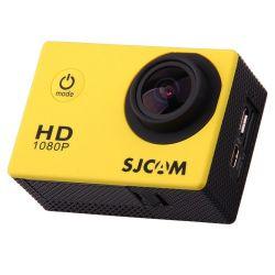 SJCAM SJ4000 sárga sportkamera