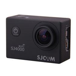 SJCAM SJ4000 WiFi fekete sportkamera