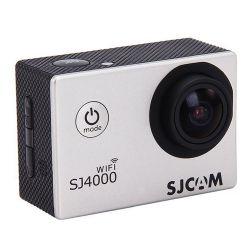 SJCAM SJ4000 WiFi ezüst sportkamera